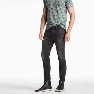 Lucky Brand 76 Slouch Skinny Jean Black wash